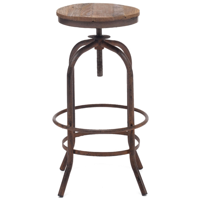Vintage Metal Bar Stools That Will Inspire You In Getting A inside Awesome and Gorgeous vintage bar stool for The house