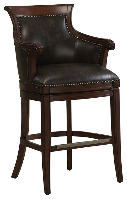 Waldorf Bar Stool Traditional Bar Stools And Counter Stools for Bar Stools And Billiards