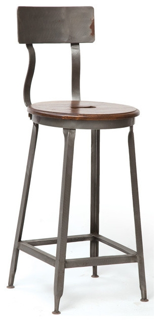 Wave Stool Farmhouse Bar Stools And Counter Stools Custom regarding Farmhouse Bar Stools