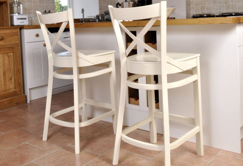 Wenge Bar Stool Oak Amp Cream Atlantic Shopping Kitchen with regard to Breakfast Bar Stools