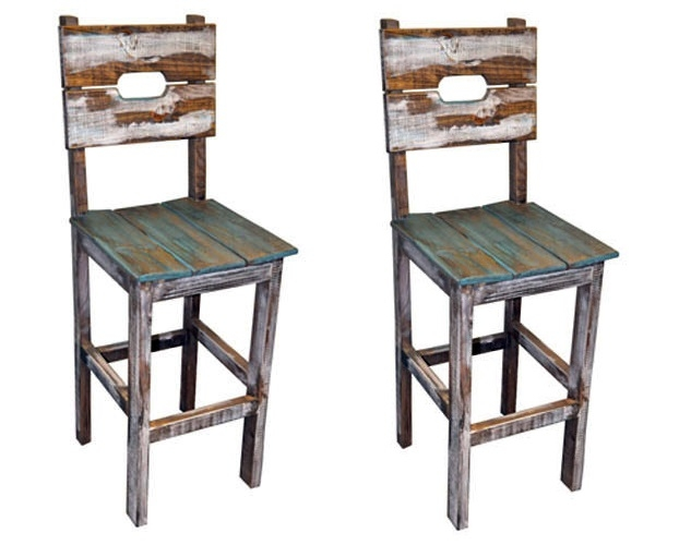 Western Bar Stools Ebay for rustic bar stool with regard to Residence