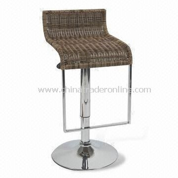 Wholesale Swivel Bar Stool With Chrome Plated Base And Pvc Seat throughout Chrome Swivel Bar Stools