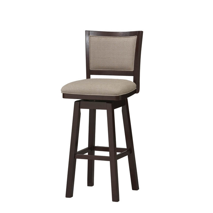 Why You Need Bar Stools With Backs For Your Kitchen intended for Counter Height Swivel Bar Stools With Backs