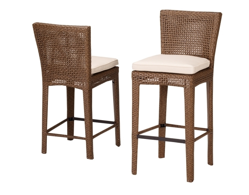 Wicker Bar Stool And Table Archives Bar Stools Dream Designs Moringi in The Stylish and Stunning wicker bar stools pertaining to Property