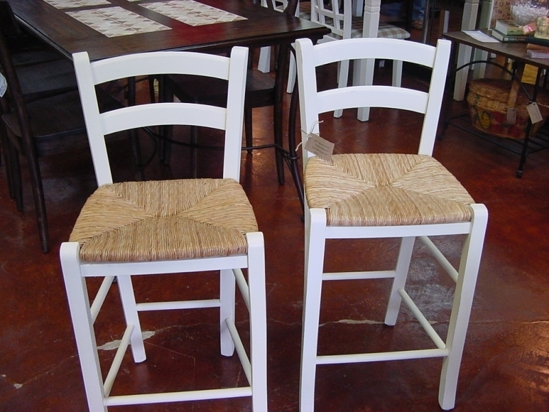 Wicker Bar Stool And Table Archives Bar Stools Dream Designs Moringi regarding Rush Seat Bar Stools