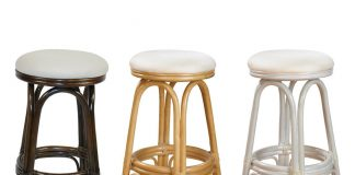 Wicker Bar Stools Ebay regarding wicker bar stool intended for The house
