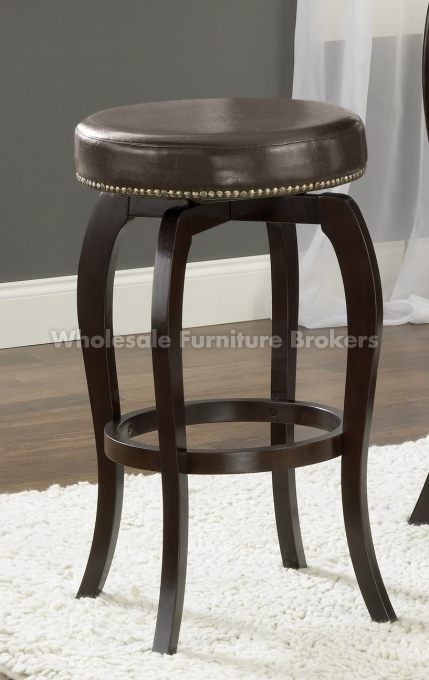 Wonderful Backless Swivel Bar Stool Nora Swivel Backless Counter intended for Swivel Backless Bar Stools