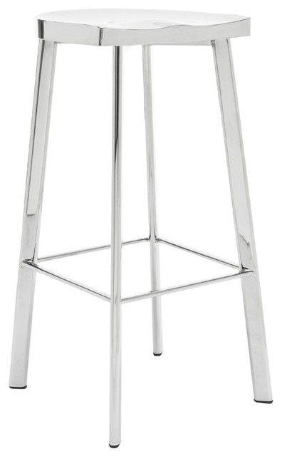 Wonderful Stainless Steel Bar Stool Bar Stool Contemporary regarding stainless bar stools with regard to Inviting