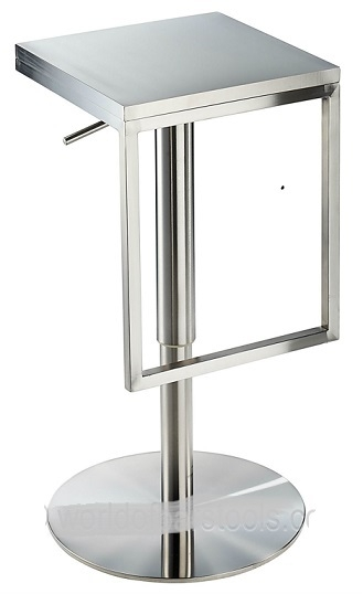 Wonderful Stainless Steel Bar Stool Bar Stool Contemporary with Stainless Steel Bar Stools