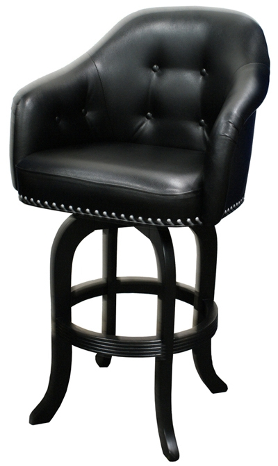 Wood Amp Wooden Swivel Bar Stools pertaining to Black Swivel Bar Stools With Back