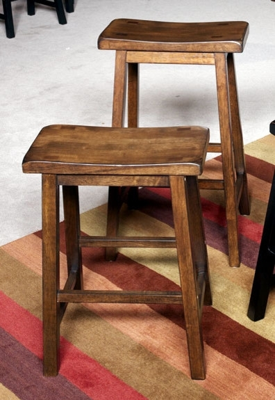 Wood Backless Counter Stools Rustic Bar Stools And Counter Outdoor inside Wooden Backless Bar Stools