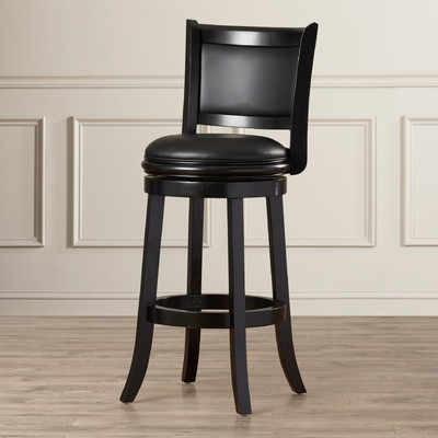 Wood Bar Stools You39ll Love Wayfair pertaining to wood bar stool intended for House