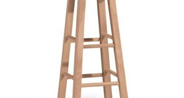 Wood Rounds Unfinished Wood And Stools On Pinterest throughout Unfinished Wooden Bar Stools