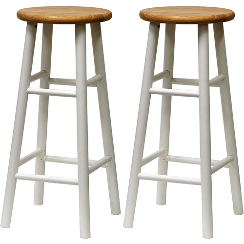 Wood Stools Walmart pertaining to wooden bar stools regarding Desire