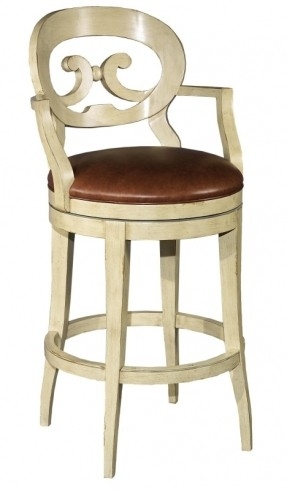 Wood Swivel Bar Stools With Arms Foter inside Brilliant in addition to Lovely wood swivel bar stools pertaining to Home