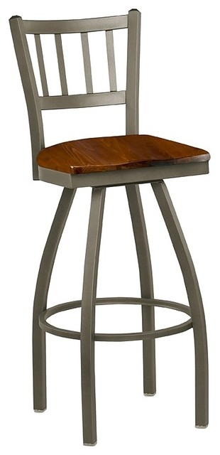 Wooden Bar Stools With Backs Back Wood Seat Swivel Stool Modern inside swivel wood bar stools with backs pertaining to Your own home