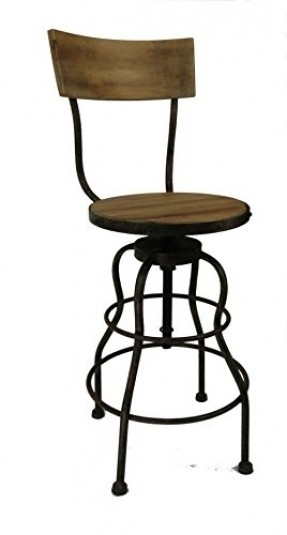 Wooden Swivel Bar Stools Foter within Metal Bar Stools With Backs Swivel