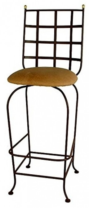 Wrought Iron Bar Stools Foter with wrought iron bar stools with regard to Property