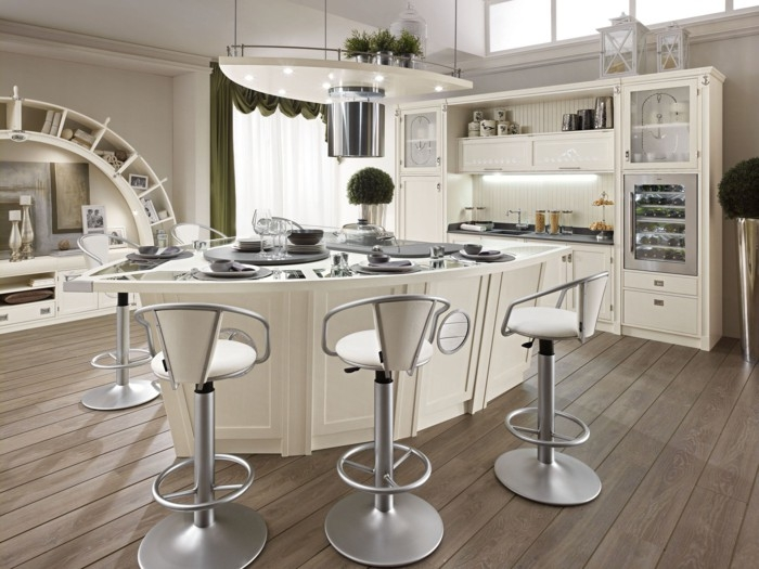 You Make The Area Around The Kitchen Island Bar Stool For Kitchen inside Fancy Bar Stools