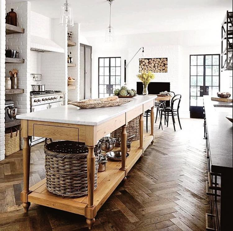 Country Kitchen Designs On A Budget Dream House