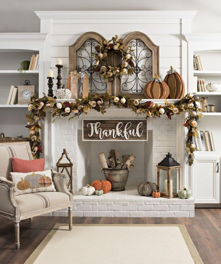 Fall Decorating Ideas For The Dining Room: 60+ Cozy Fall Family Room Decoration Ideas 2017