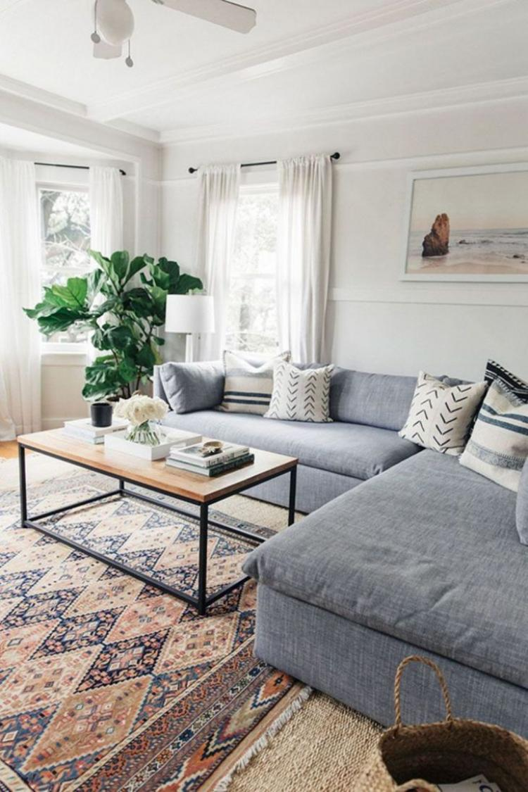 25+ Simple White Living Room Ideas That Can Make Your Home Looks Neat