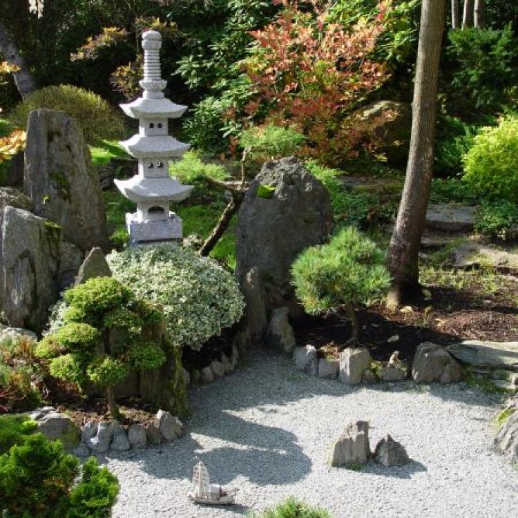 30+ Amazing Japanese Rock Garden Ideas For Beautiful Home Yard
