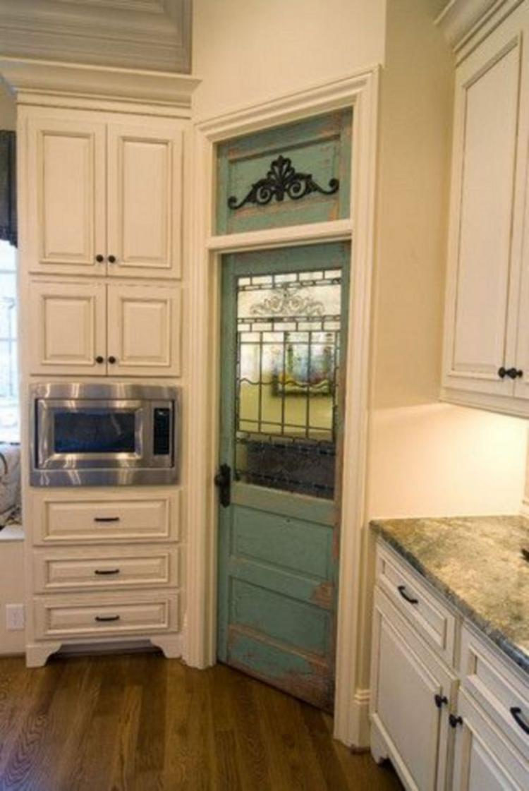 Small House Living Room Design: 30+ Antique Pantry Door Ideas For Inspiration